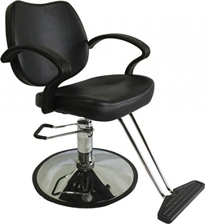 DS/SC3001-Black Barber Chair