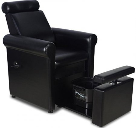 Icarus Crest Pedicure Chair