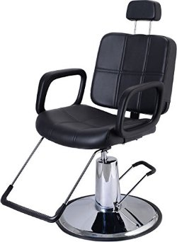 Giantex Hydraulic Shampoo & Barber Chair