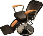 LCL Beauty Reclining Hydraulic Barber Chair