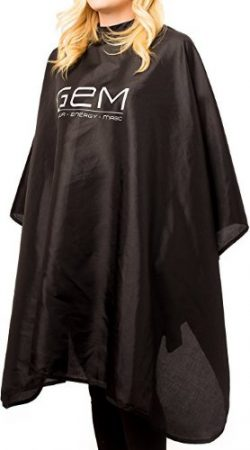 Gem Salon Professional Hair Styling Cape