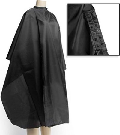 Salon Sundry Hair Salon Nylon Cape with Snap Closure